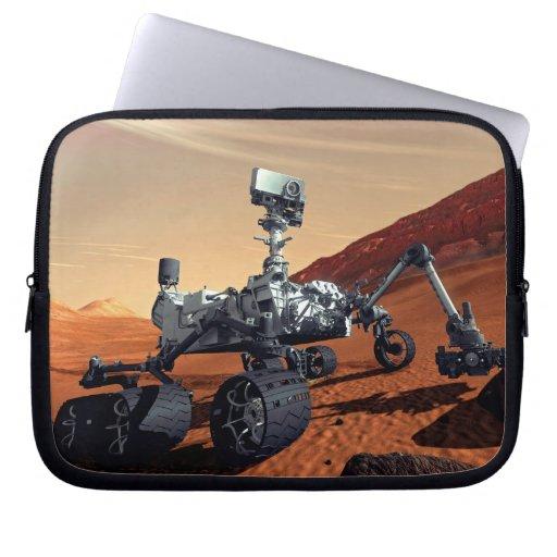 Curiosidad Rover de Marte Funda Ordendadores