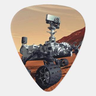 Curiosidad Rover de Marte Plectro