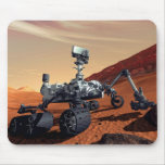 Curiosidad Rover de Marte Tapete De Ratones