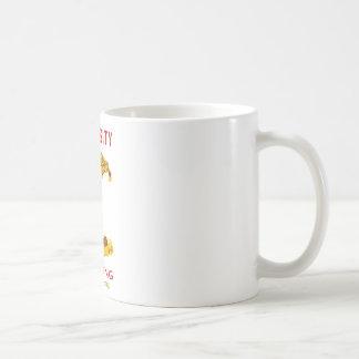 Curiosidad Rover que aterriza el logotipo del equi Tazas De Café