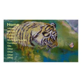 Curiosity Business Card Templates