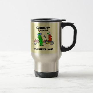 Curiosity Country Club Coffee Mug