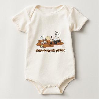 Curiosity killed the Cat Baby Bodysuit
