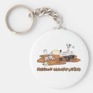 Curiosity killed the Cat Basic Round Button Keychain