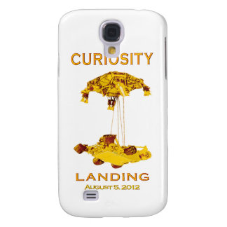 Curiosity Landing - Aug 5, 2012 Galaxy S4 Case