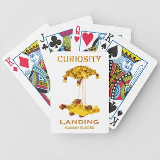 Curiosity Landing - Aug 5 2012 Card Deck