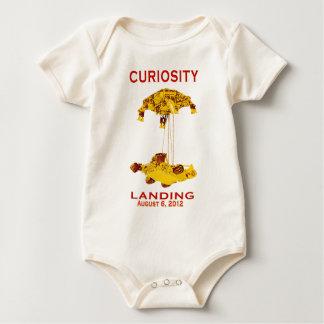 Curiosity Landing Aug 6, 3012 Baby Creeper