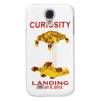Curiosity Landing Aug 6, 3012 Samsung Galaxy S4 Covers