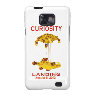 Curiosity Landing Aug 6, 3012 Galaxy SII Cover