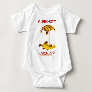 Curiosity Landing Aug 6, 3012 Infant Creeper