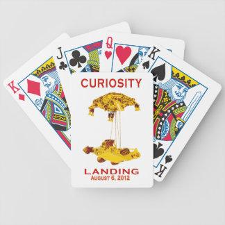 Curiosity Landing Aug 6 3012 Card Deck