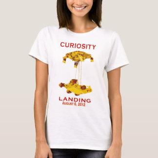 Curiosity Landing Aug 6, 3012 T-Shirt