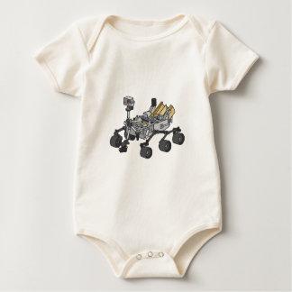 Curiosity, Mars Rover Baby Bodysuit