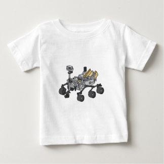 Curiosity, Mars Rover Baby T-Shirt