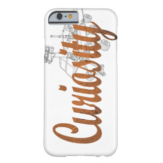 Curiosity Mars Rover Barely There iPhone 6 Case