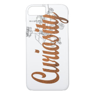 Curiosity Mars Rover iPhone 7 Case