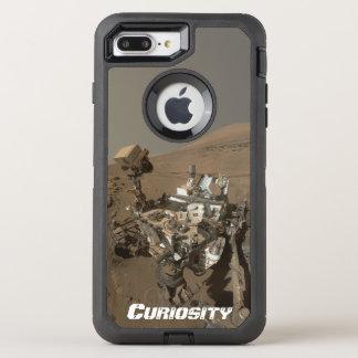 Curiosity Mars Rover Phone Case