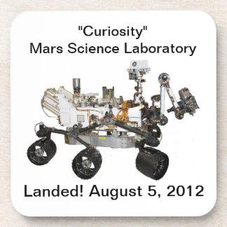 """Curiosity"" Mars Science Laboratory Cork Coaster"