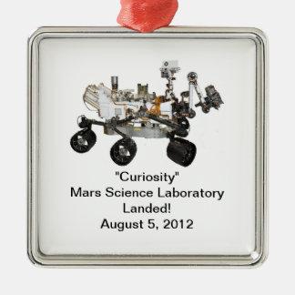 """Curiosity"" Mars Science Laboratory Ornament"