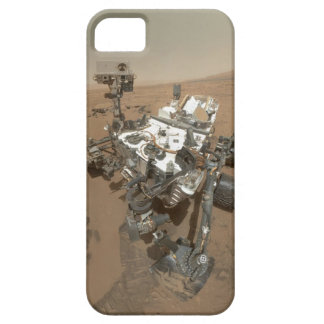 Curiosity on Mars iPhone 5 Case