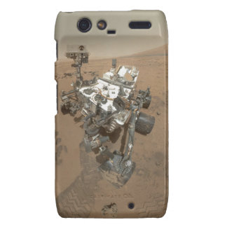 Curiosity on Mars Droid RAZR Cases