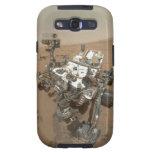 Curiosity on Mars Galaxy S3 Case