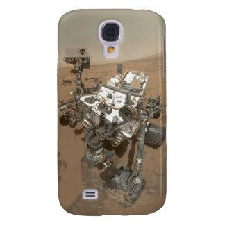 Curiosity on Mars Galaxy S4 Covers