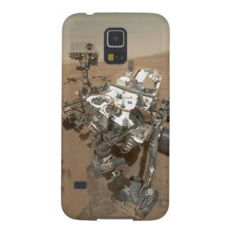 Curiosity on Mars Galaxy S5 Cover