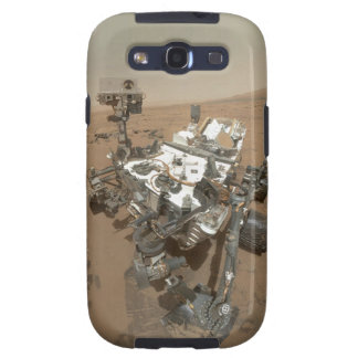 Curiosity on Mars Samsung Galaxy SIII Cover