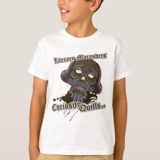 Curiosity Quills Press Literary Marauder Design T-Shirt