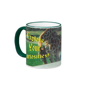 Curiosity Ringer Mug