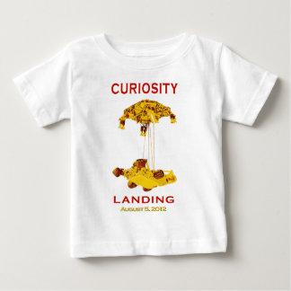 Curiosity Rover Landing (EDL) Team Logo Baby T-Shirt