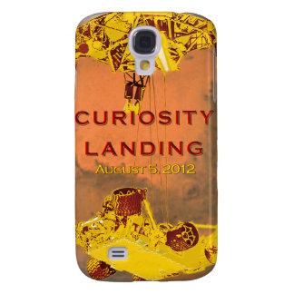 Curiosity Rover Landing Team Logo HTC Vivid Cover