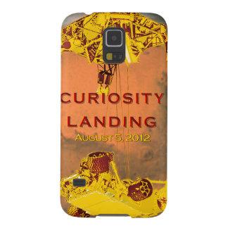 Curiosity Rover Landing Team Logo Samsung Galaxy Nexus Covers