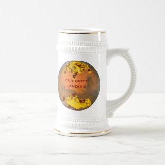 Curiosity Rover Landing Team Logo Coffee Mug