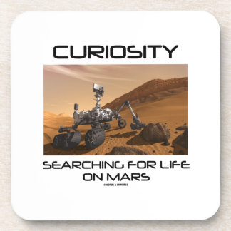 Curiosity Searching For Life On Mars (Mars Rover) Coaster