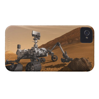 Curiosity: The Next Mars Rover iPhone 4 Cover