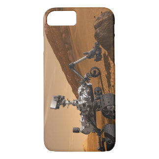 Curiosity: The Next Mars Rover iPhone 7 Case