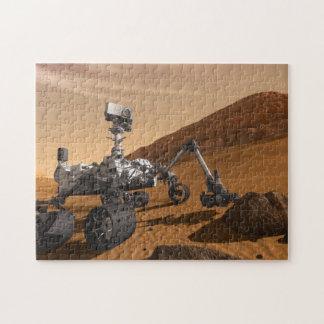 Curiosity: The Next Mars Rover Jigsaw Puzzle