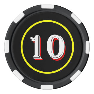 Curioso Podcast poker chip Poker Chips