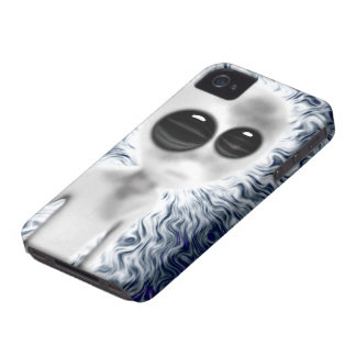 Curious Alien Case-Mate iPhone 4 Case
