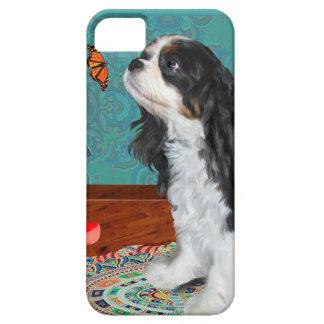 Curious Cavalier iPhone 5 Case