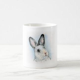 Curious Classic White Coffee Mug