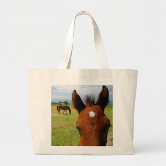 Curious colt bag