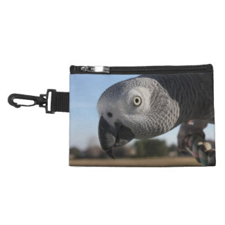 Curious Congo African Grey Parrot Accessory Bags