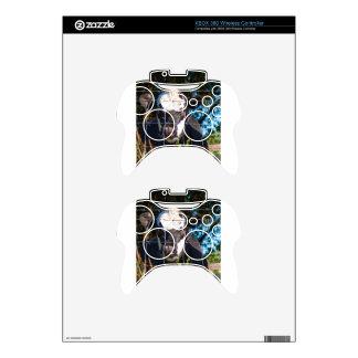 Curious Cow Xbox 360 Controller Decal