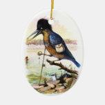 Curious Creatures - Bird Christmas Ornament