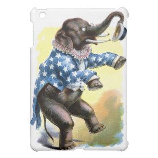 Curious Creatures - Elephant iPad Mini Case