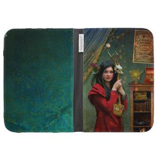 Curious Curator Kindle Case