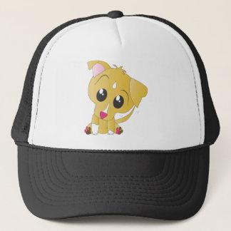 Curious Dog Trucker Hat